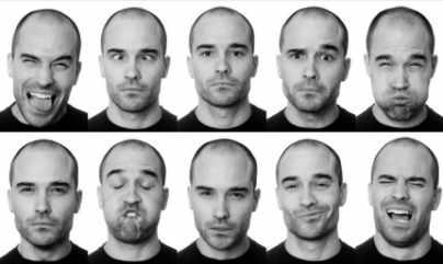 ciri kepribadian ganda & latihan pengelolaan emosi