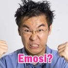 Latihan Mengendalikan Emosi dalam 3 Langkah Mudah
